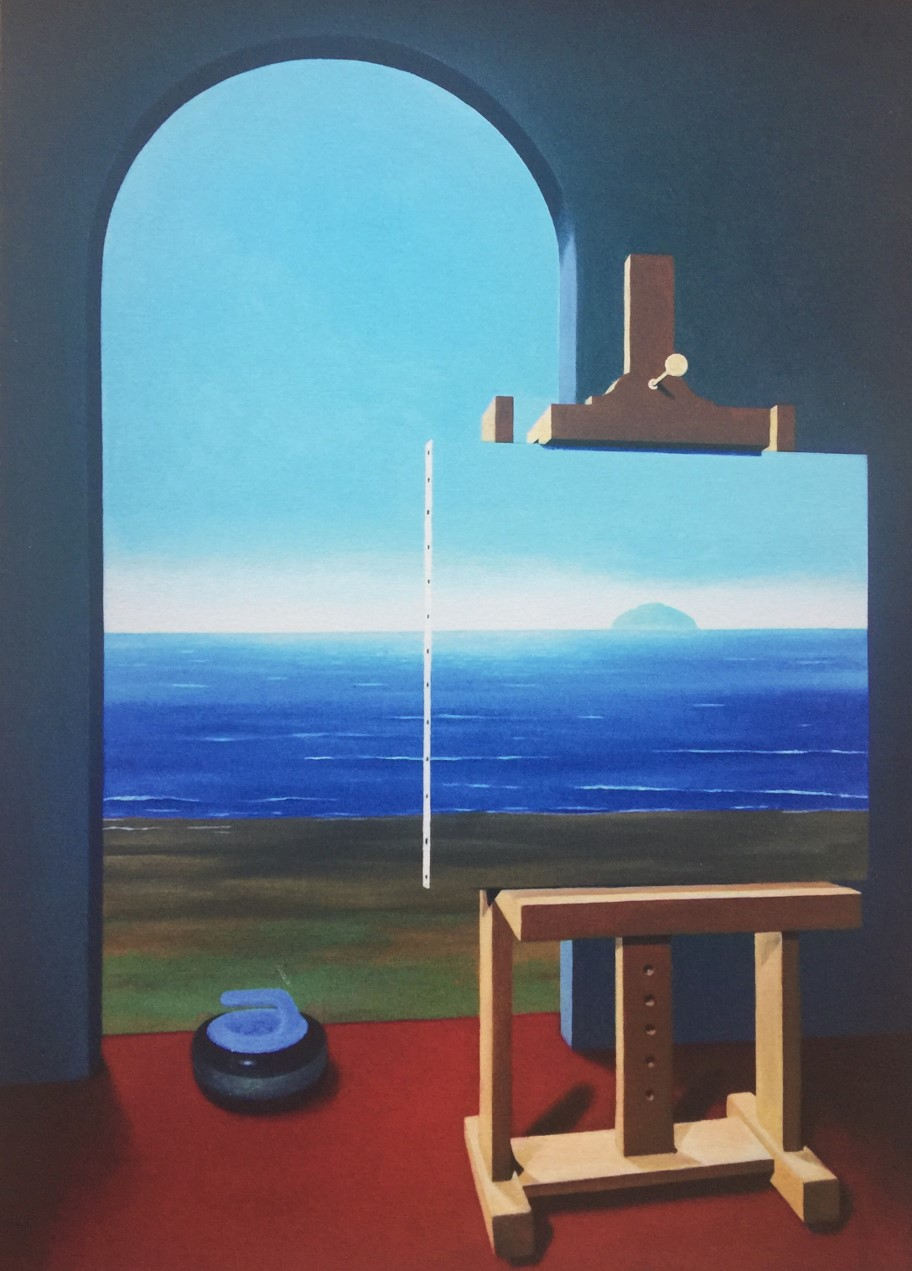 A Clach Mhile by Roddy McKenzie