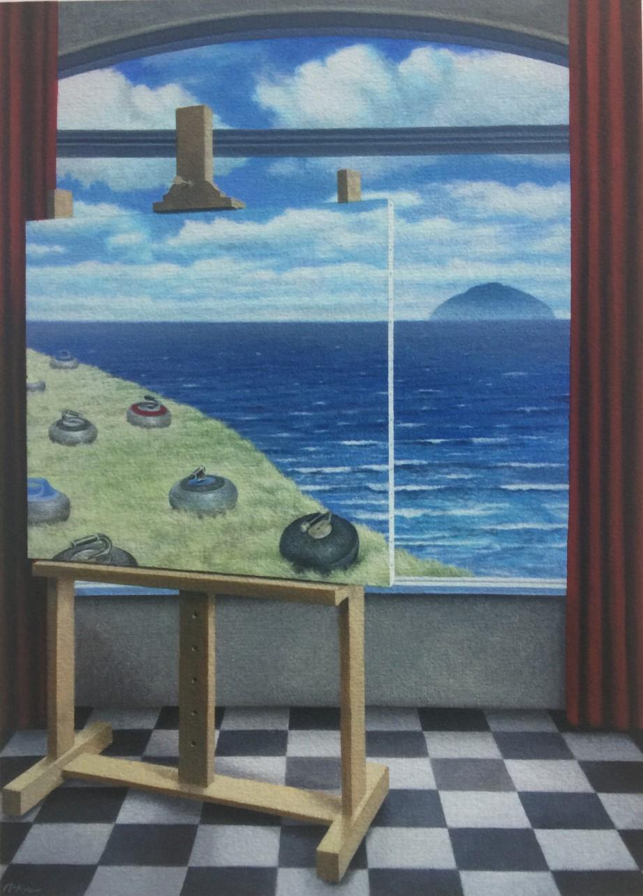 Clachan Dan by Roddy McKenzie